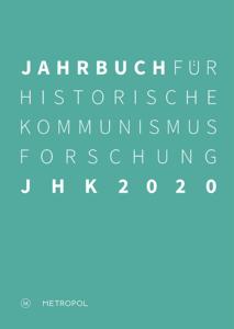 Cover des Jahrbuches für Historische Kommunismusforschung 2020