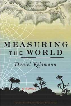 US-Hardcover von Daniel Kehlmanns »Vermessung der Welt«