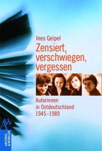Porträts ostdeutscher Autorinnen 1945 bis 1989