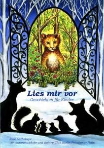 Cover zum Kinderbuch
